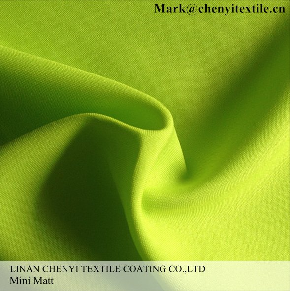 Factory sale polyester taffeta christmas fabric cheap