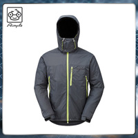 custom casual mens fleece zip ski hooded jackets