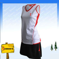 VOU-7 Fashionable Women Volleyball Uniform
