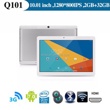 10.1 inch The metal back cover Tablet Android 7.0 GPS Octa Core 1920*1200 IPS RAM 2GB ROM 32GB