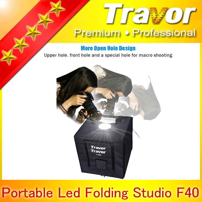 hot selling portable folding led studio
