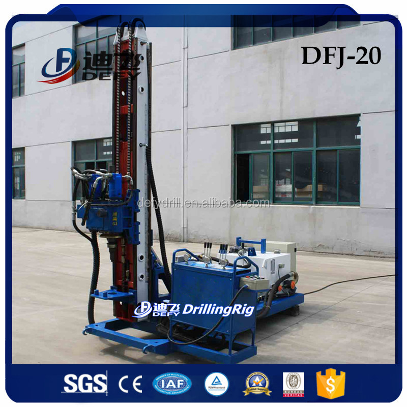 Engineering foundation jet grouting machine