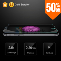 Factory Directly Real Tempered Glass Screen Protector Film for iPhone 6 6S with Big Promotion