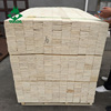 Poplar lvl lumber for wood pallets elements