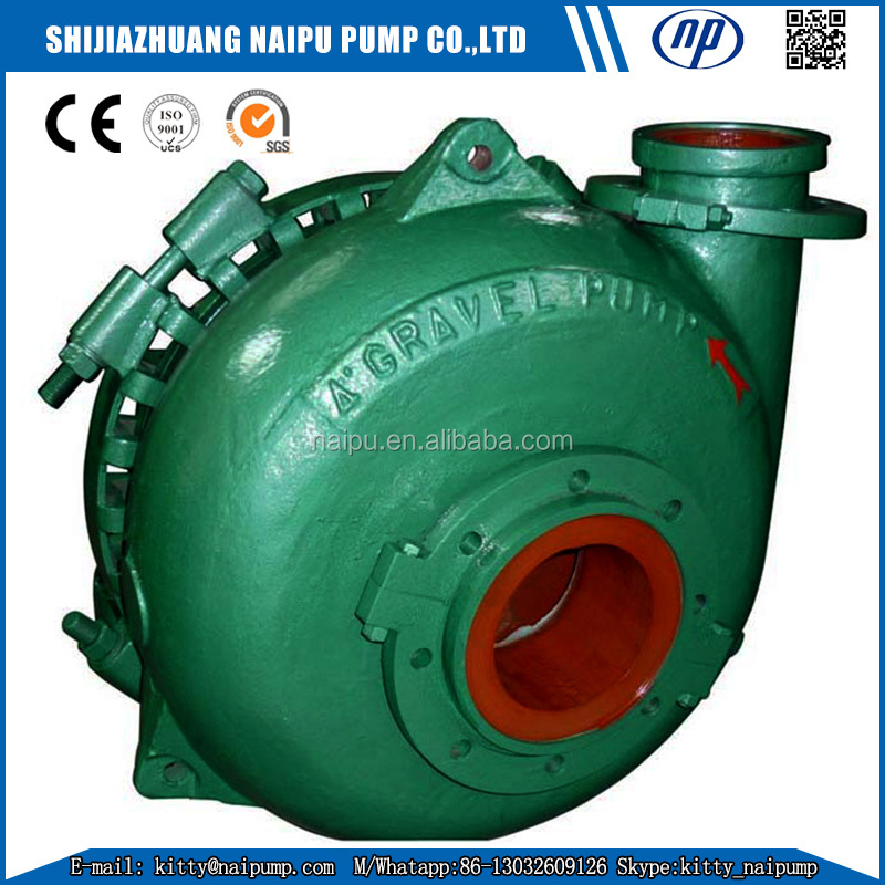 4 inches Wet Sand Transfer Pump
