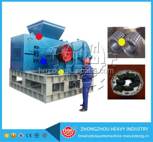 Hot selling best manufacturer coal dust powder briquette machine