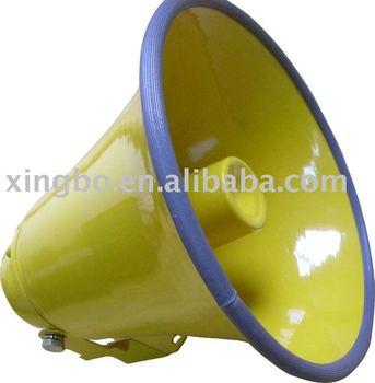 XB-98S full metal horn speaker for wholesale and OEM service