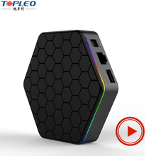 High Configuration High Cost Efficient t95z plus 3g 32gb High Storage Amlogic S912 Octa Core 4K android tv box 32gb