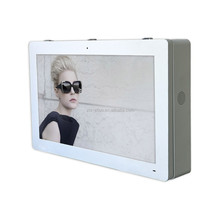32/42 inch outdoor LCD wall mount kiosk touch screen commercial <strong>advertising</strong>