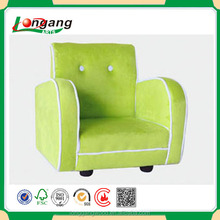 made in china cheap colorful solide wood frame double sofa smart kids furniture