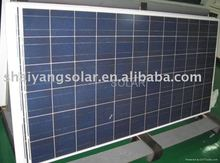 270W Poly solar panel with CE certificate