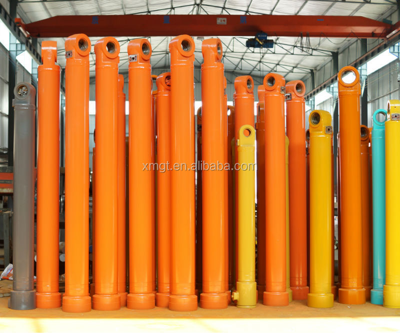 ISO9001 standard Arm/bucket/boom excavator hydraulic cylinder for sale