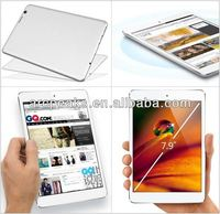 7.85 inch mtk8389 super hd player android tablet pc