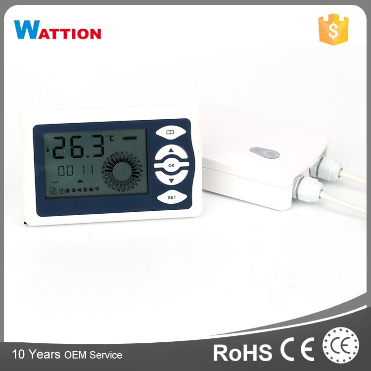 Intelligent Digital Electric Internet Underfloor Heating Thermostat