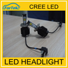 Credible supplier led auto light h1 h7 h4 30w 3000lm led front headlight
