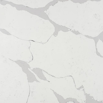 calacatta white vein quartz slab