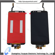 2015 high quality lcd assembly for lg optimus g2 d800 d802 f320