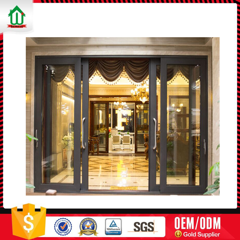 Luxury design veranda sliding door