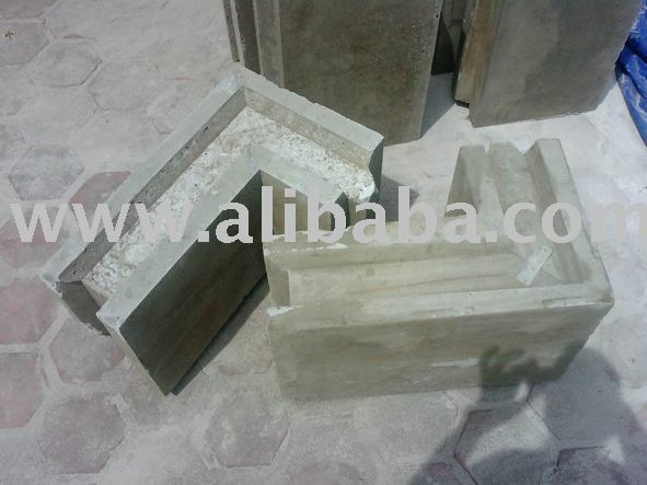 Foam (light) concrete construction blocks