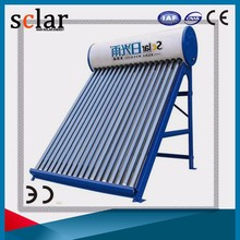 wholesale roof system higher stable vacuum tube solar room heater solar water tank