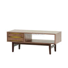 Customized Danish Furniture Arne TV unit coffee table/Nordic style MDF board storage