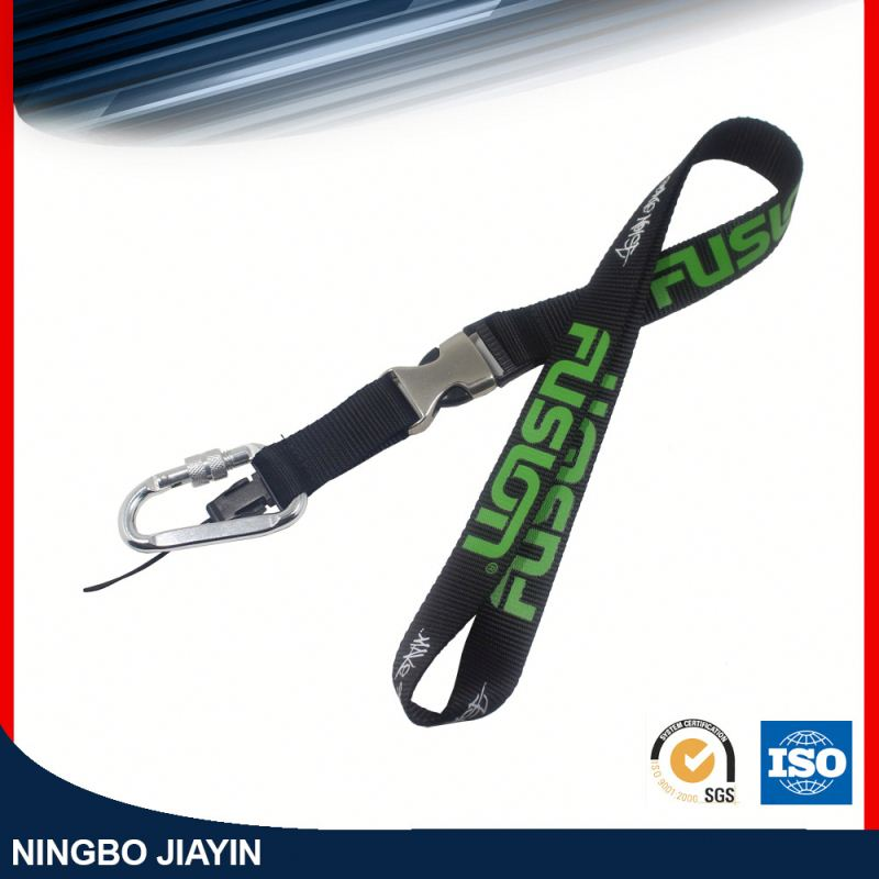All-season performance factory directly embroidery lanyard