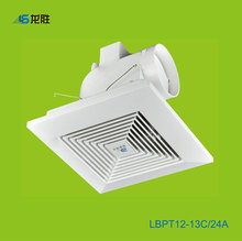 Ceiling Mounted Toilet Plastic Pipe Exhaust Fan