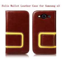For samsung galaxy s3 leather cases covers, Samsung galaxy s3 i9300 wallet leather case with ID card slots