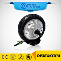 New Releasel!! 36V 250W Electric motorized 6.5 inch hub motor with drum brake