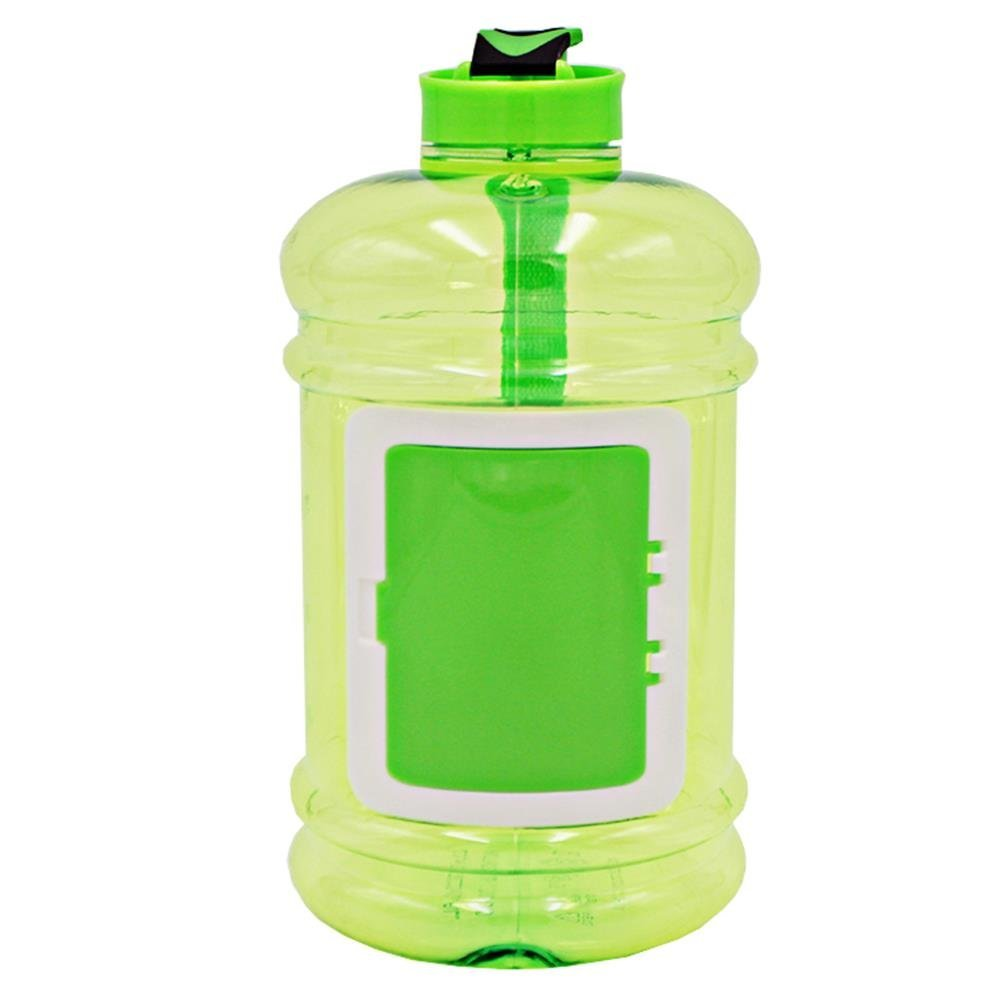 Manufacture 2.2L customized water bottle in stock for FREE <strong>SAMPLES</strong> with handle
