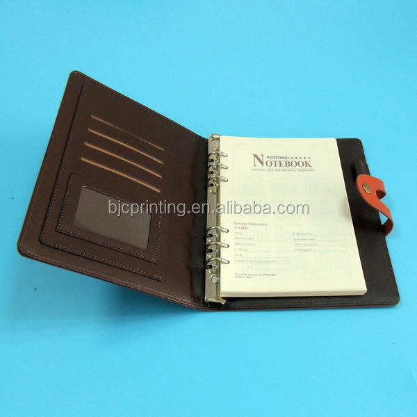 Notepad book printing with perforation