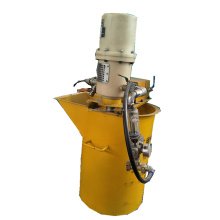 Small concrete grouting pump