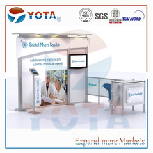 Modular exhibit fair stall with competitive price from China Shanghai