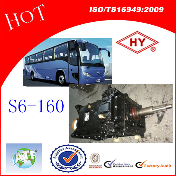 S6-160 Higer Bus Parts for Higer