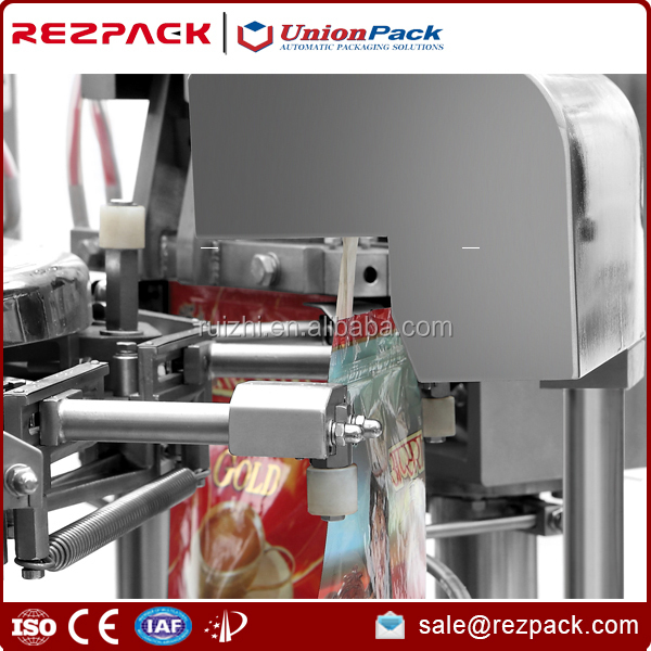 Easy to operate High Automation doypack packing machine,Powder Filling and Sealing Production Line