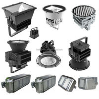 CE RoHS 300W 500W 800W 1000W LED Marine Dock Light