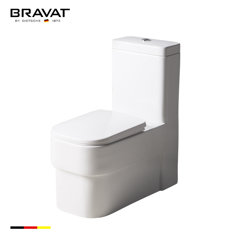 Washdown and siphon toilet bathroom Germany design C2159UW-3