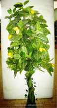 Artificial Fruit Tree ( artificial plant artificial bonsai Apple/grapevine/mango/lemon/pomegranate/cherry tree HGS-04)