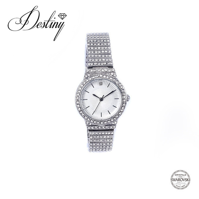 Destiny Jewellery crystals from Swarovski hot sales simple Watch wholesale