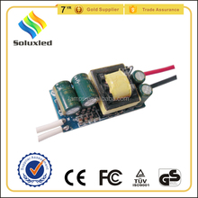 4-7x1w led driver constant current pf>0.95