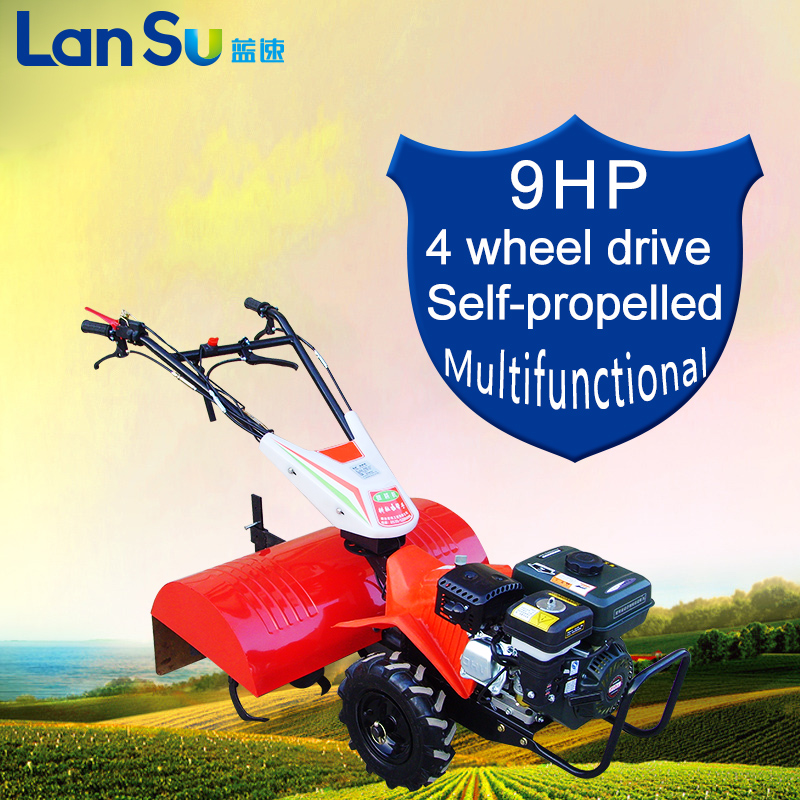 portable tiller agricultural equipments and tools quality cultivator supply
