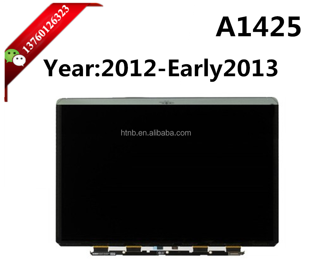 "New A1425 LCD 2012-2013 LED SCREEN LSN133DL01 LP133WQ1 SJ <strong>A1</strong> For Apple MacBook Pro Retina 13"" A1425 MD212 MD213 LCD SCREEN"