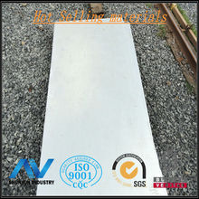 Prime flat galvanized plate price for steel building