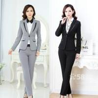 women fashion and elagance official suit