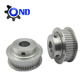 Small timing belts and pulleys for CNC machine