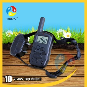 Super quality classical auto shock remote training collar