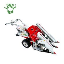 CE 9hp Gasoline/Diesel Green Beans Mini Harvester