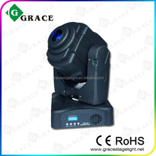 led moving head wash spot 60w spot moving heads
