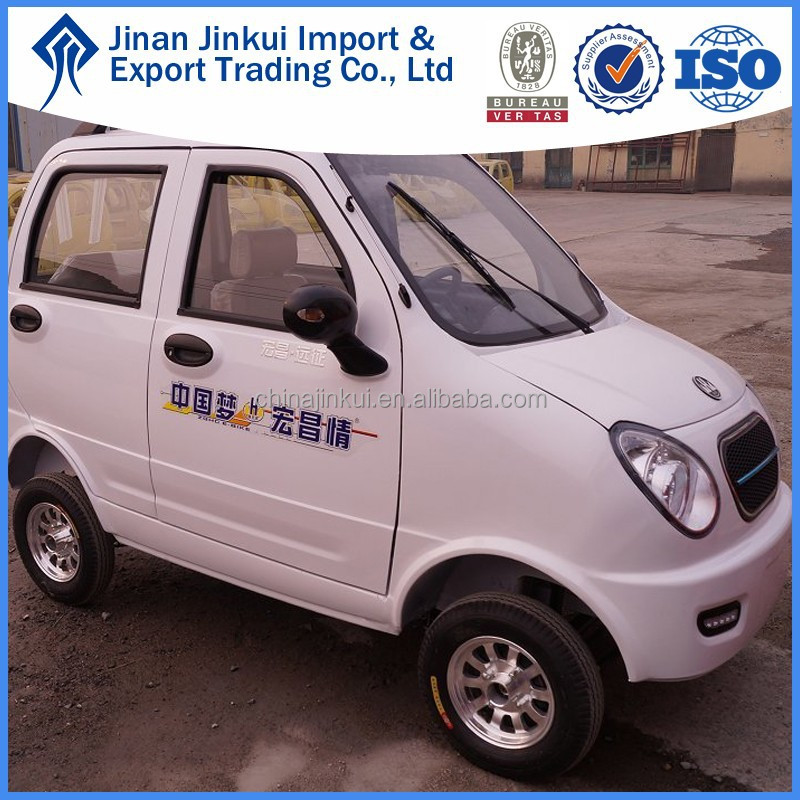 Hot sale 4 wheel drive use electrical power car price