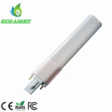 Equivalent for 11W - 23W CFL/Compact Fluorescent Lamp Horizontal Recessed Tube Light LED PL Lamp 6 Watt 120LM/<strong>W</strong>